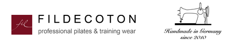 FILDECOTON professionelle pilates & training wear
